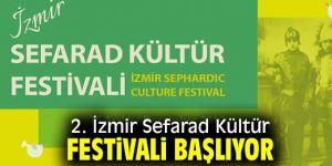 2. İzmir Sefarad Kültür Festivali'ne davet
