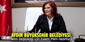 Aydın Büyükşehir'den İklim Değişikliği hamlesi!