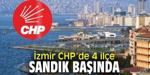 Cumhuriyet Halk Partisi'nde İzmir'de kongre maratonu tam gaz