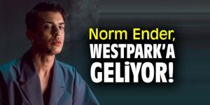 Norm Ender, Westpark'a sahne alacak!