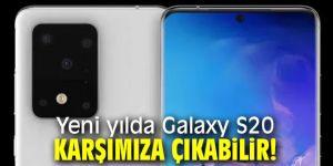 Galaxy S11 yerine Galaxy S20 gelebilir!
