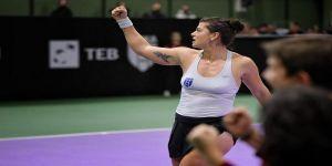 Spor Toto Türkiye Tenis Ligi kadınlar şampiyonu ENKA