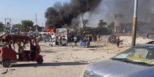 Somali'de bomba yüklü araç patladı: 5 ölü