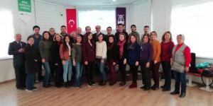 TEMA Vakfı Aydın'da gönüllü öğretmenler bir araya geldi!