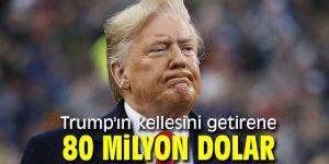Akıl almaz teklif: Trump'ın kellesini getirene 80 milyon dolar