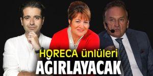 HORECA Fuarı, Hüseyin Baraner, Sahrap Soysal ve Hazar Armani'yi ağırlayacak!
