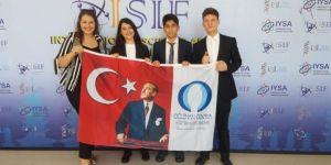 Oğuzhan Özkaya Eğitim Kurumlarında başarılı öğrenci uçuyor