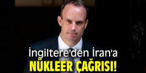İngiltere'den İran'a çağrı!