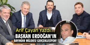 Başkan Erdoğan'ın Bayındır Müjdesi Gerçekleşiyor!