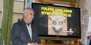 """Turizmci yazar Karaca """"Foça'da ötekilik""""i anlattı"""