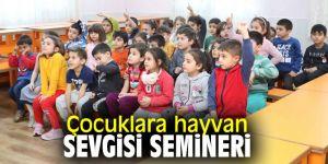 Bayraklı Belediyesi'nden çocuklara seminer!