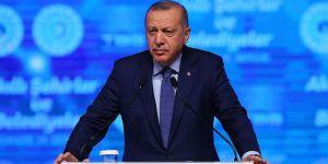"""Cumhurbaşkanı Erdoğan, """"Örgüte katılım durma noktasına geldi"""""""