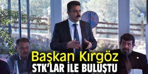 Başkan Kırgöz, Dikili'de sivil toplum kuruluşları bir araya geldi!