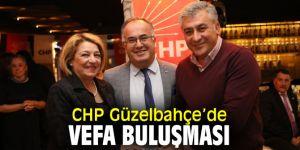 CHP Güzelbahçe İlçe Örgütü bir araya geldi!