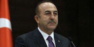 """Bakan Çavuşoğlu'ndan flaş Libya açıklaması! """"Amacımız kalıcı ateşkesi tesis etmek"""""""
