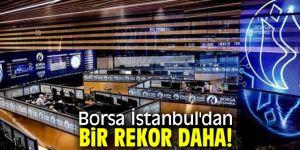 Borsa İstanbul'dan yeni bir rekor daha!
