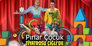 Çiğli Belediyesi'nde eğlenceli tiyatro!