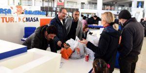 Muratpaşa Yardımı Elazığ'a Gidiyor