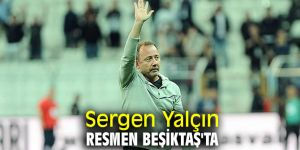 Sergen Yalçın resmen Beşiktaş'la anlaştı!
