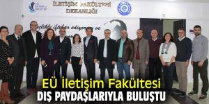 """""""Danışma Kurulu Toplantısı"""" EÜ'de gerçekleştirildi"""