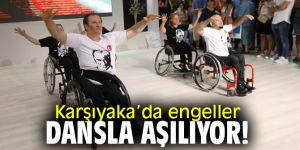 Tekerlekli Sandalye Dans Kursu, Karşıyaka'da kapılarını açacak!