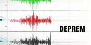 4,7 Büyüklüğünde deprem korkuttu