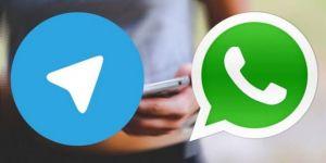 WhatsApp alternatifi Telegram!