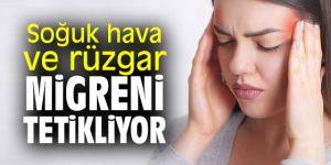 Uzmanından migren ağrısı açıklaması!