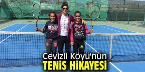 Cevizli İlkokul-Ortaokulu'ndan tenis başarısı!