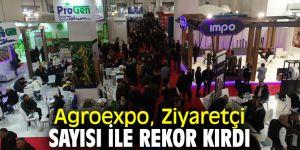 Ziyaretçi Sayısı ile Agroexpo Rekor Kırdı!