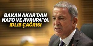 NATO ve Avrupa'ya İdlib çağrısı