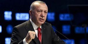 """Cumhurbaşkanı Erdoğan, """"Barış planı değil işgal planı!"""""""