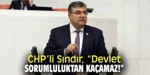 CHP'li Sındır, İmar Kanunu'ndaki değişikliklere dikkat çekti