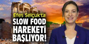 """Efes Selçuk, """"iyi, temiz, adil gıda"""" için Slow Food Hareketi'ne katılıyor"""