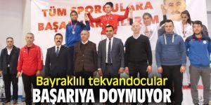 Bayraklı Belediyesi Gençlik ve Spor Kulübü sporcularından büyük başarı