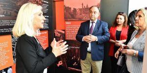 CHP'li Güven, Kültürpark projesini inceledi