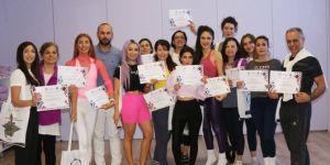 """""""International Yoga Expert Certificate"""" İstanbul'da yapıldı!"""