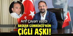 Başkan Gümrükçü'nün Çiğli Aşkı!