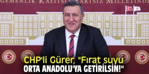 CHP'li Gürer, Kanal İstanbul projesine tepki!