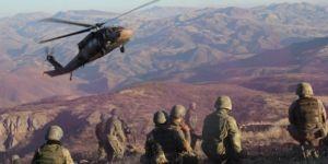 """Milli Savunma Bakanlığı açıkladı: """"6 PKK'lı terörist etkisiz hale getirildi'"""
