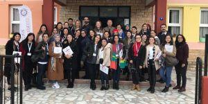 Foça'da öğretmenlere STEM eğitimi verildi!