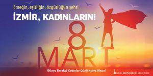 İzmir, Kadın Emeği Fuarı'na ev sahipliği yapacak