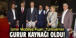 İzmir Mobilya Fuarı, Türkiye'nin gurur kaynağı oldu!