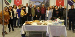 Boşnak böreğine Kadın Festivali'nde büyük ilgi!