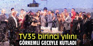 TV35'ten muhteşem birinci yıl kutlaması!