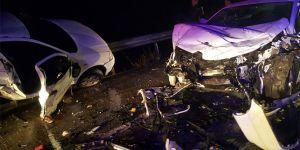 Trafik kazası: 4 ölü, 6 yaralı
