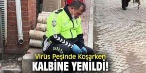 Virüs Peşinde Koşarken Kalbine Yenildi!