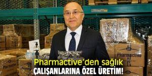 Pharmactive'den sağlık çalışanlarına özel üretim!