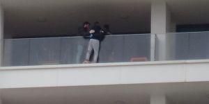 29. katta intihara kalkıştı!