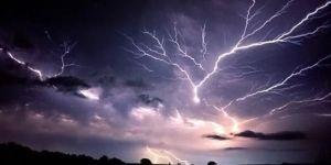 Meteoroloji uyardı! Gök gürültülü sağanak yağış geliyor!